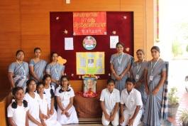 KAMARAJAR'S BIRTHDAY CELEBRATION