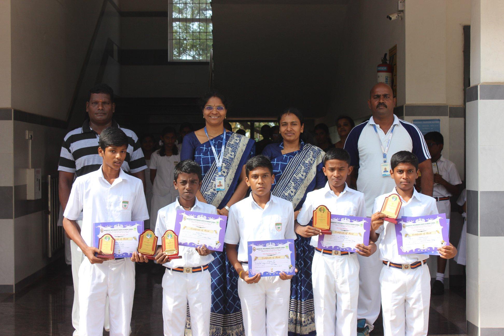 National Mathematics Online Contest